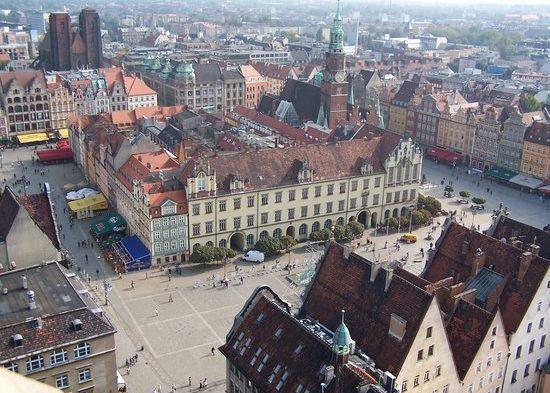Przeprowadzanie się na terenie miasta Wrocław