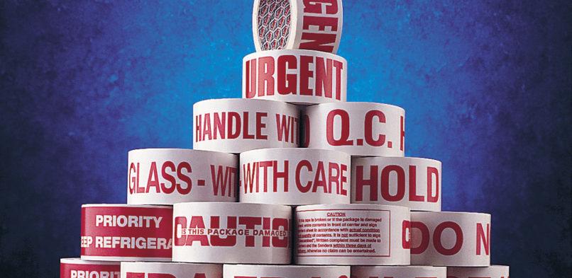 Taśmy celulozowe ostrzegawcze – rodzaje i zastosowanie